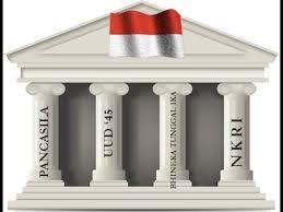 Contoh Makalah 4 Pilar Kebangsaan Bangsa Indonesia