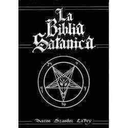 La Biblia Satanica (Anton Szandor Lavey) [Poderoso Conocimiento]