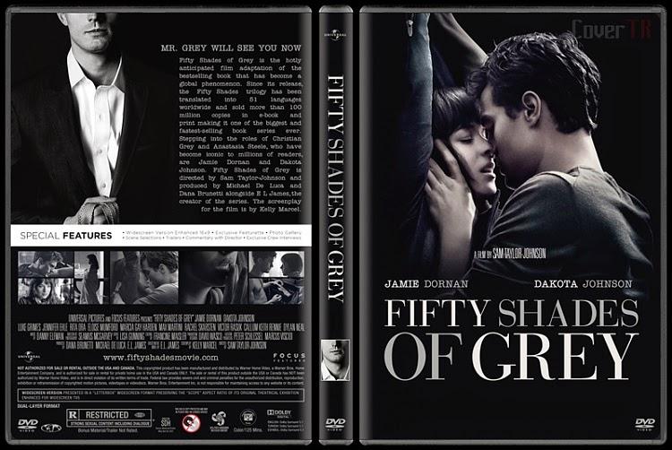Пятьдесят оттенков серого / Fifty Shades of Grey. 2015. HD.