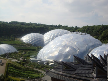 UK's Eden Project - click pic