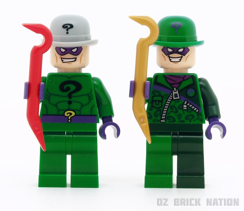 how to get the riddler in lego batman 2