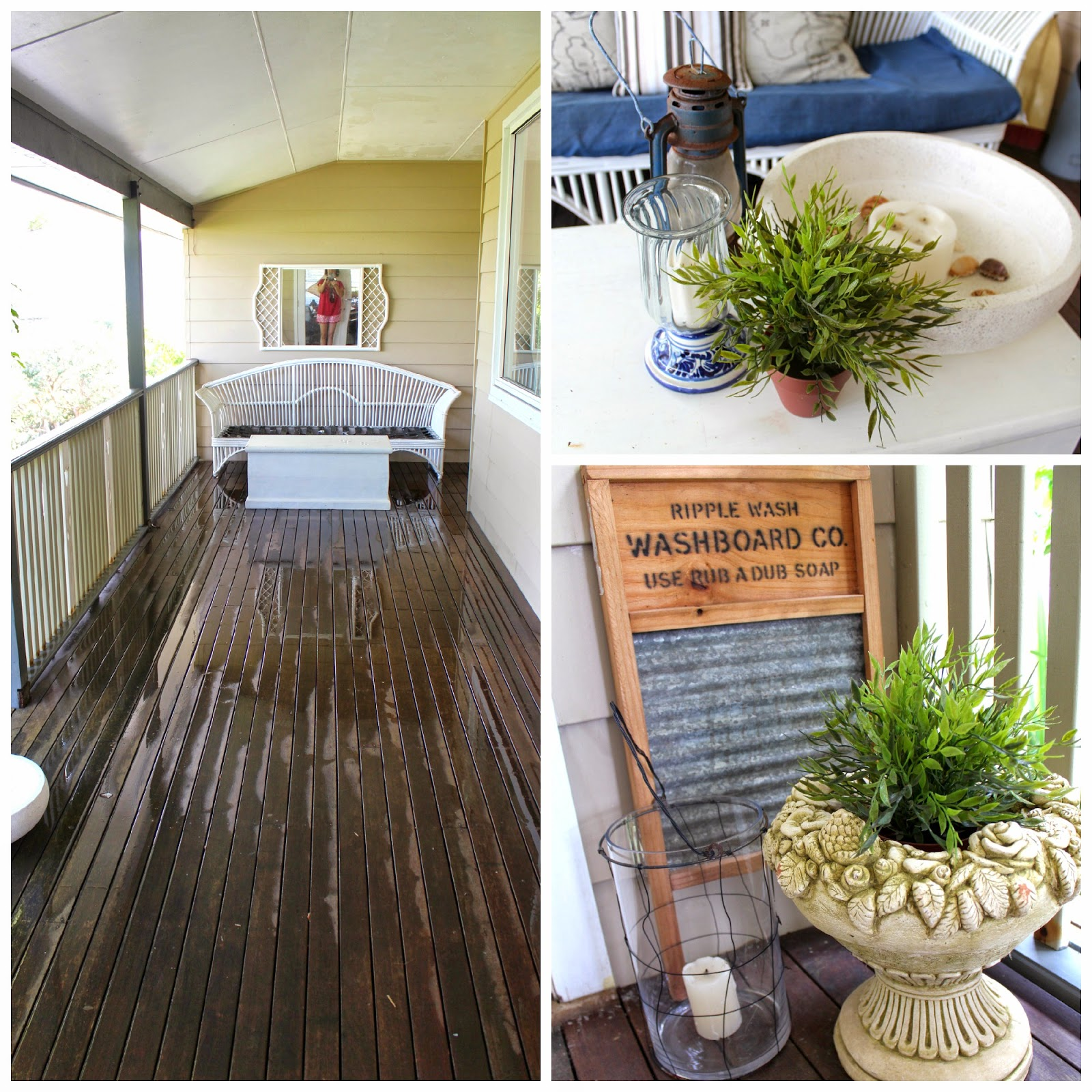 Coastal styling and craft ideas desire empire - How To Style A Rustic Outdoor Space