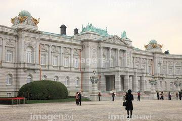 """赤坂「迎賓館」: 明治末期に建てられた<br>日本の """"ベルサイユ宮殿""""(国宝)"""