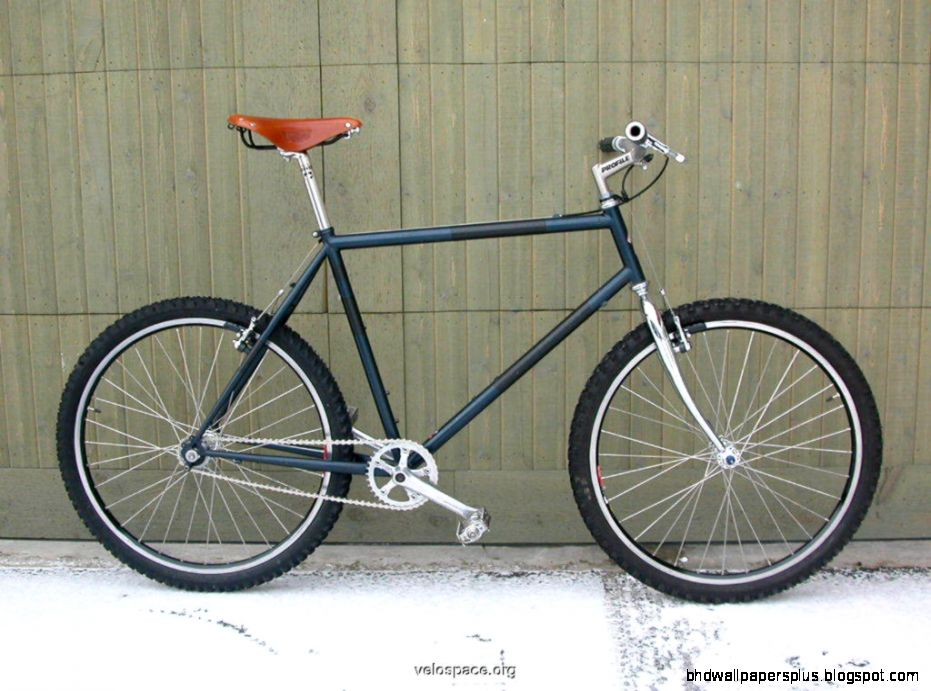 Specialized Single Speed Mountain Bike on velospace the place for
