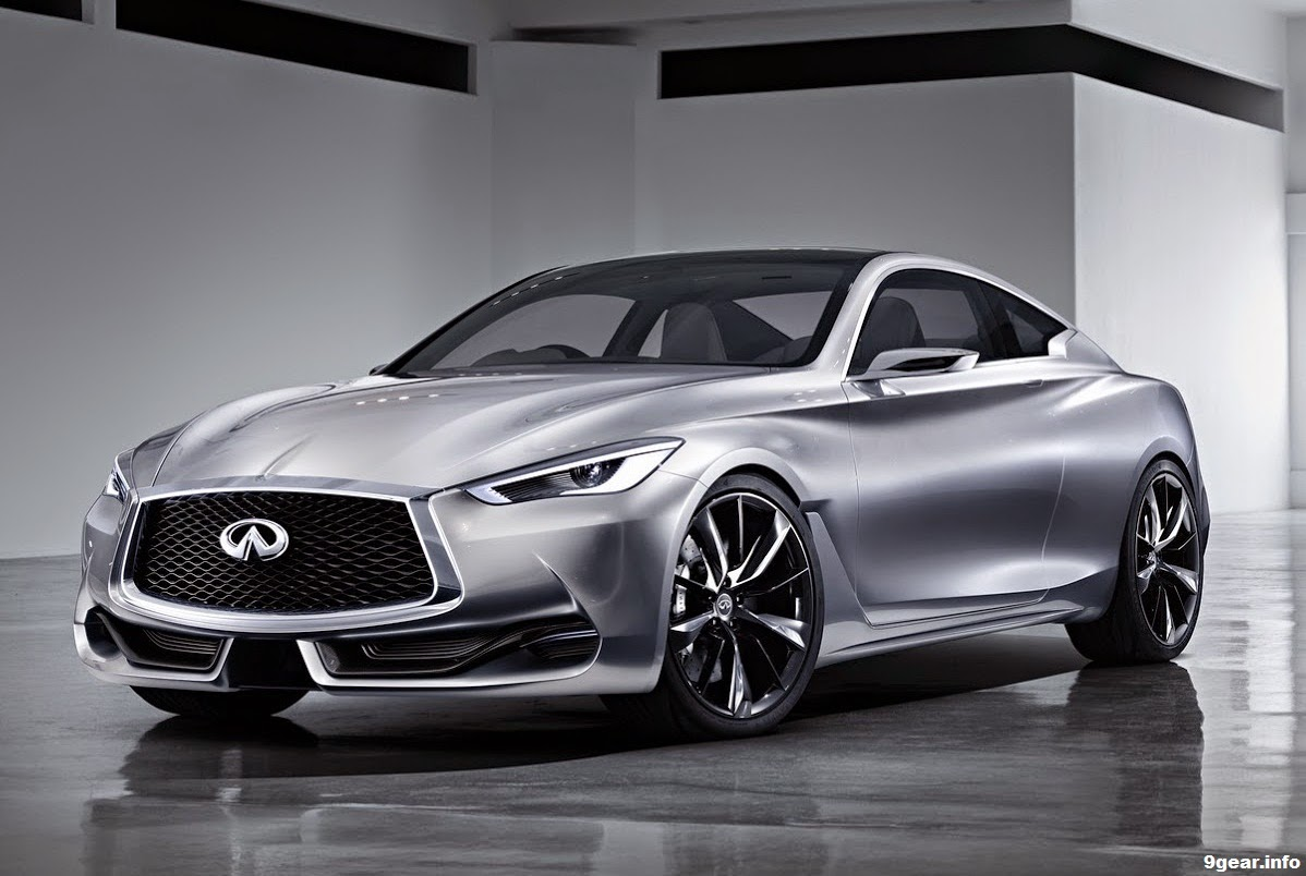 infiniti q60 coupe concept the power to captivate car reviews new car pictures for 2018 2019. Black Bedroom Furniture Sets. Home Design Ideas