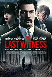 Watch The Last Witness Online Free 2018 Putlocker