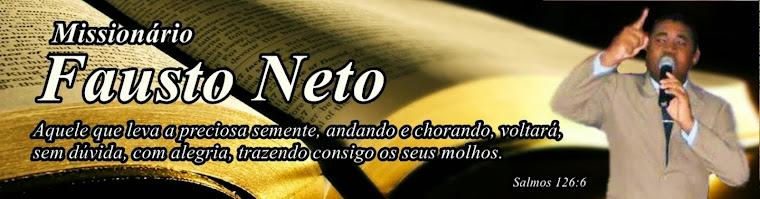 Missionario Fausto Neto