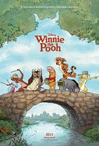 capa O Ursinho Pooh DVDRip   AVI