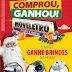 """Informe Publicitário: MOVELETRO REDE NORDESTE neste mês de Dezembro está com uma super promoção """"COMPROU GANHOU"""" confira ."""