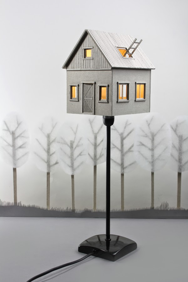 08-Floating-House-Vera-van-Wolferen-Architectural-Cardboard-Night-Lights-www-designstack-co
