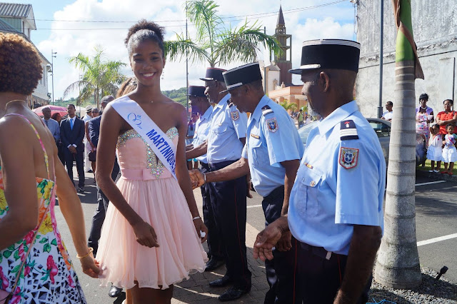 miss martinique 2015 robe