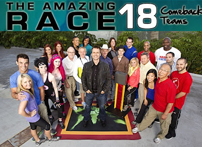 The Amazing Race season 18 Premiere ePreview