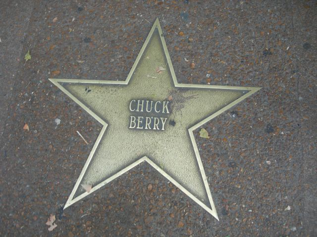 Chuck Berry Wife
