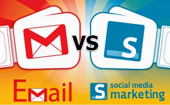 Email Marketing Vs Social Media Marketing - Who Is Your Safe Bet?
