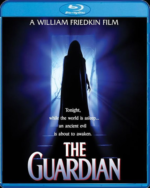 The Guardian Blu-ray cover
