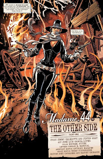 Madame .44 in Jonah Hex #30