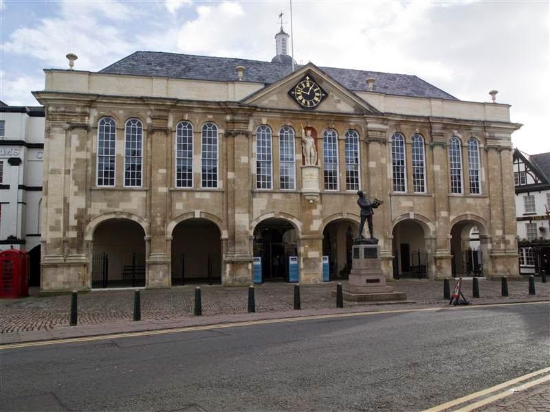 Shire Hall (1724)