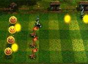 Plants Vs Zombies Warcraft 2
