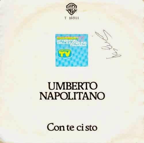 Umberto Napolitano Cantando E Fischiettando