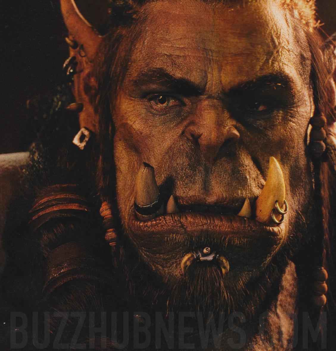 Лидер клана Северных Волков - Дуротан.