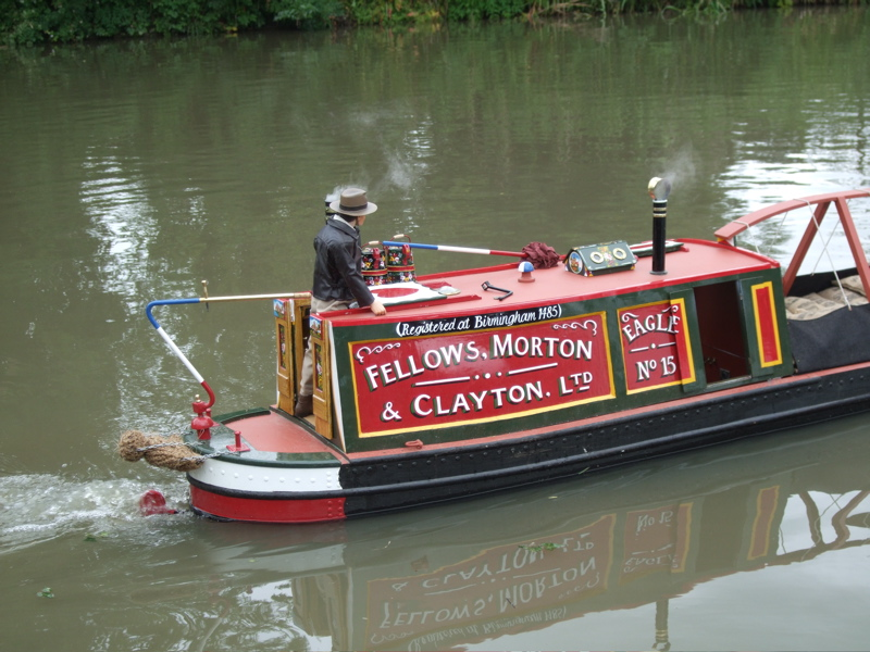 Billy: Easy Wooden Narrowboat Plans Wood Plans US UK CA