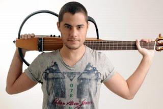 Levi Lima, novo vocalista do Jammil