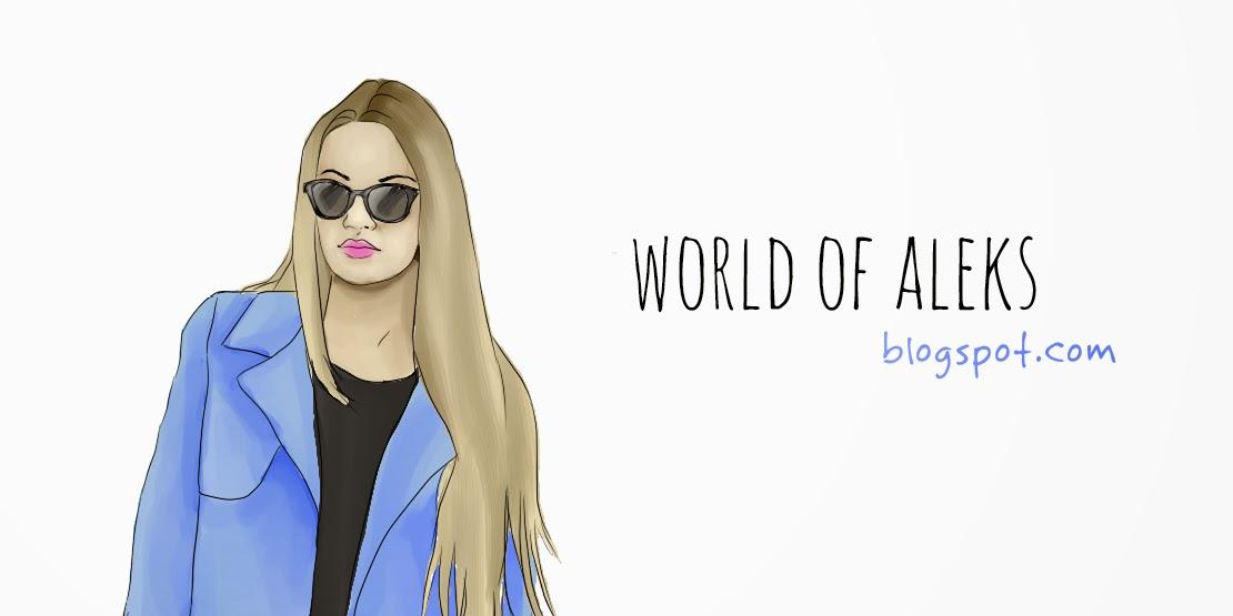 WORLD OF ALEKS