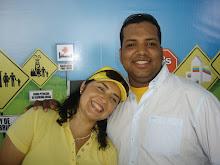 Mónica y Eduardo