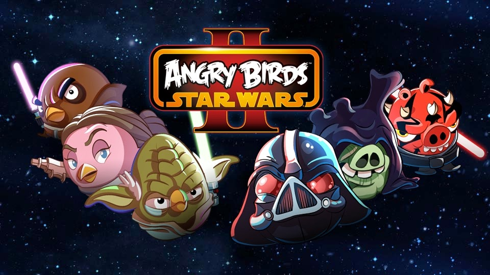 Download Game Angry Birds Star Wars II PC