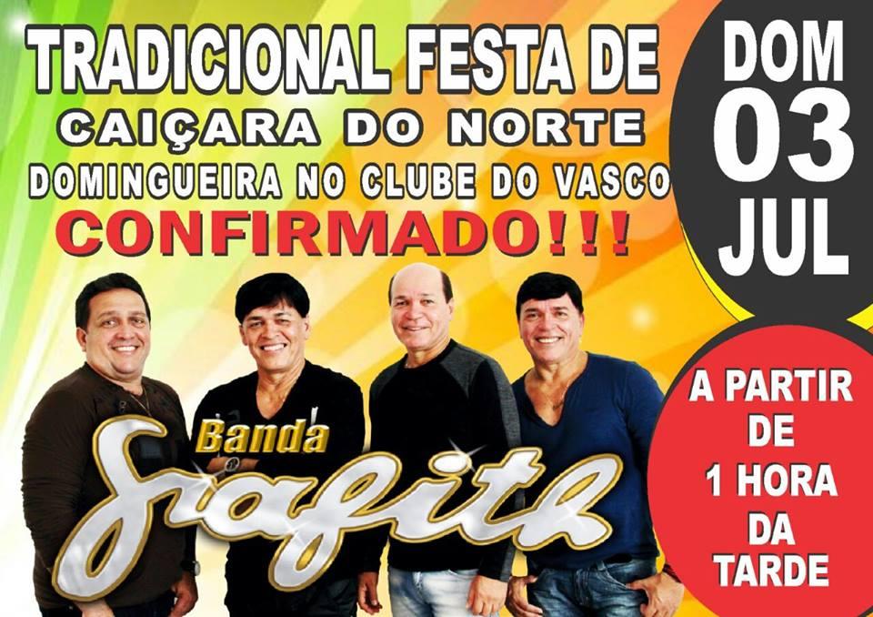 GRANDE DOMINGUEIRA NO CLUBE DO VASCO EM CAIÇARA DO NORTE/RN A PARTIR DE 13:00 HORA!