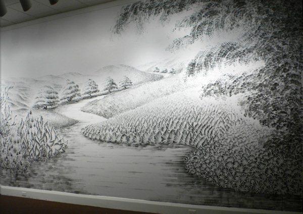 Dust Paintings