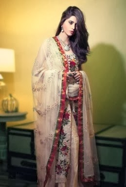 Beautiful Bridal Suit with Embroidery