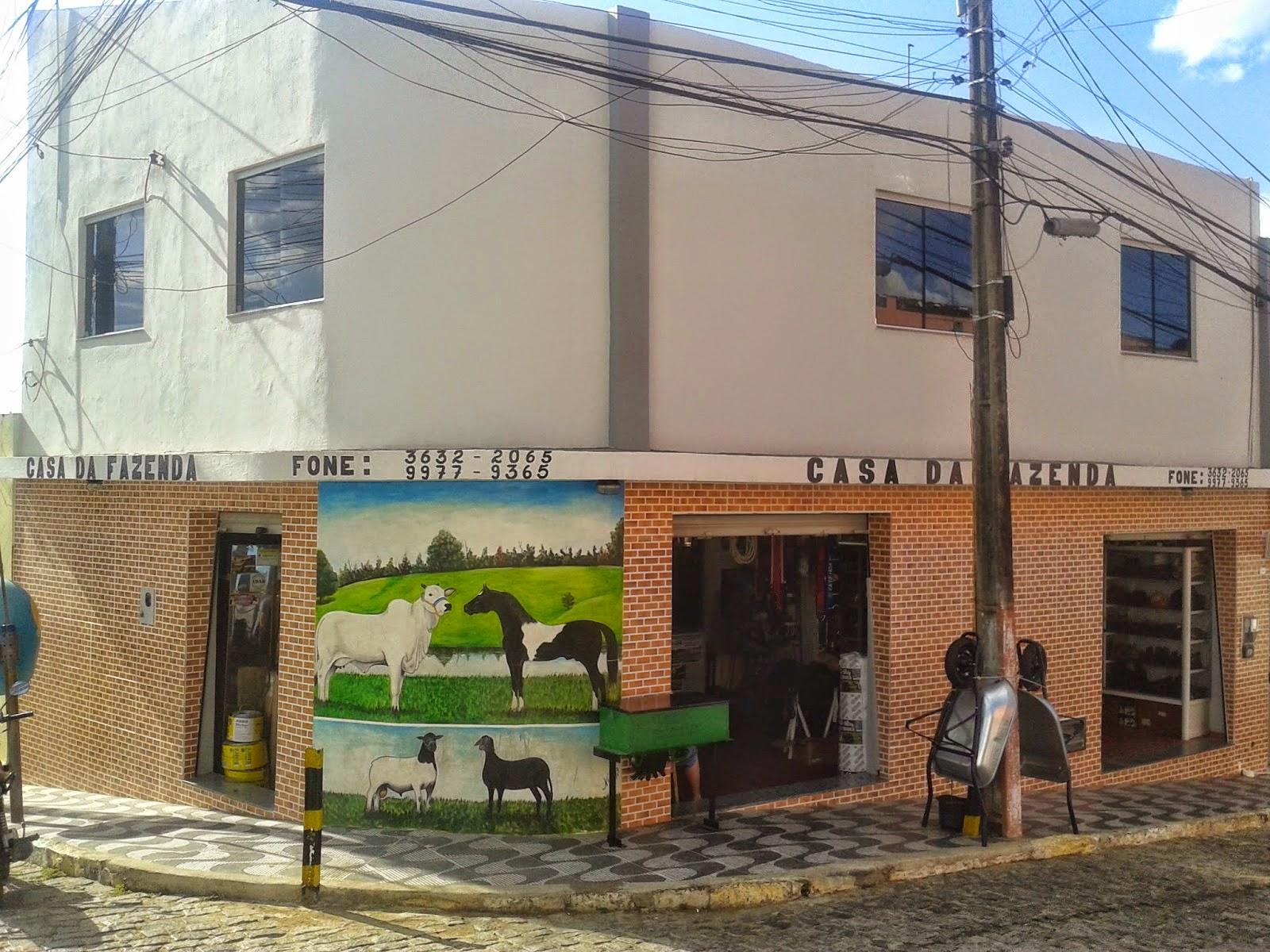 Mairi: Casa da Fazenda