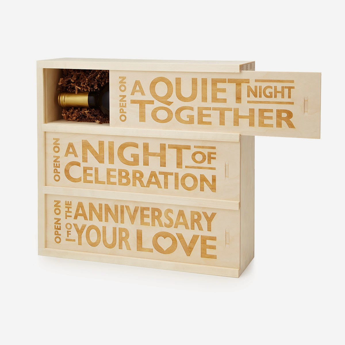 5th Wedding Anniversary Gift Ideas 12 New I might have fallen