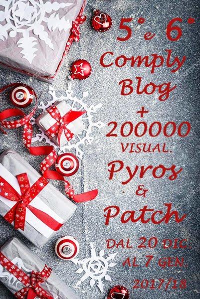 5° e 6° Compliblog + 200000 Visual. P&P 2017/18