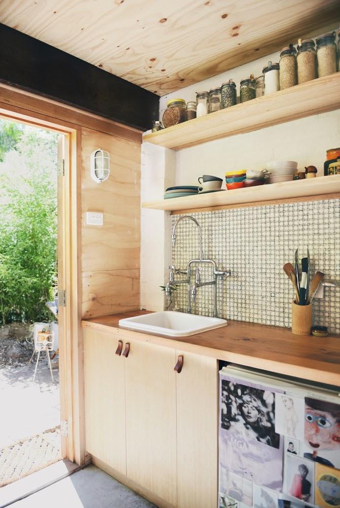 a converted merchant builder 39 s garage in melbourne my. Black Bedroom Furniture Sets. Home Design Ideas