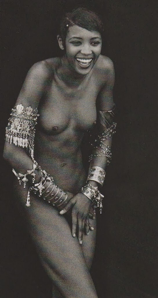 Josephine Baker.