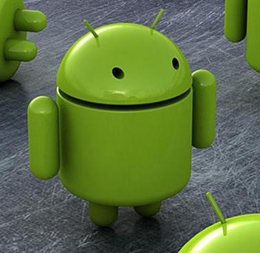 Gambar Robot Android yang Lucu