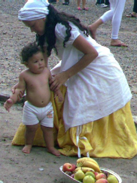 Cabocla Jurema e Robertinho