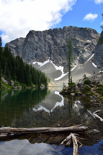 Blue Lake - North Cascades, Washington State