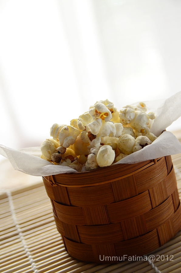 sweet pop corn