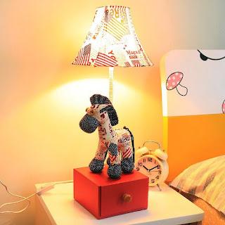 Desain Lampu Tidur Anak Keren Dan Kreatif Karakter Binatang
