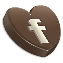 Chuva de Chocolate no Facebook