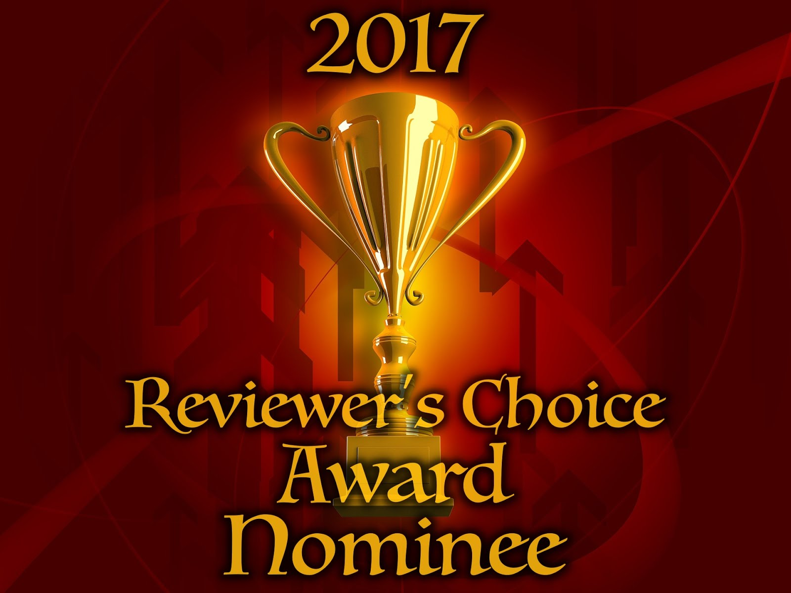 PRG 2017 Reviewer's Choice Nominee: Book and Series