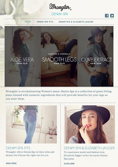 Wrangler Denima Spa Jeans