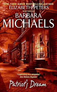 Cover of Patriot's Dream by Barbara Michaels