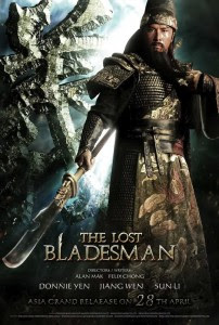 The Lost Bladesman [2011] [DvdRip-Rmvb] [V.O.S.E] [FS]