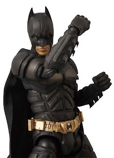 "Medicom MAFEX 6"" The Drak Knight Rises Batman figure"