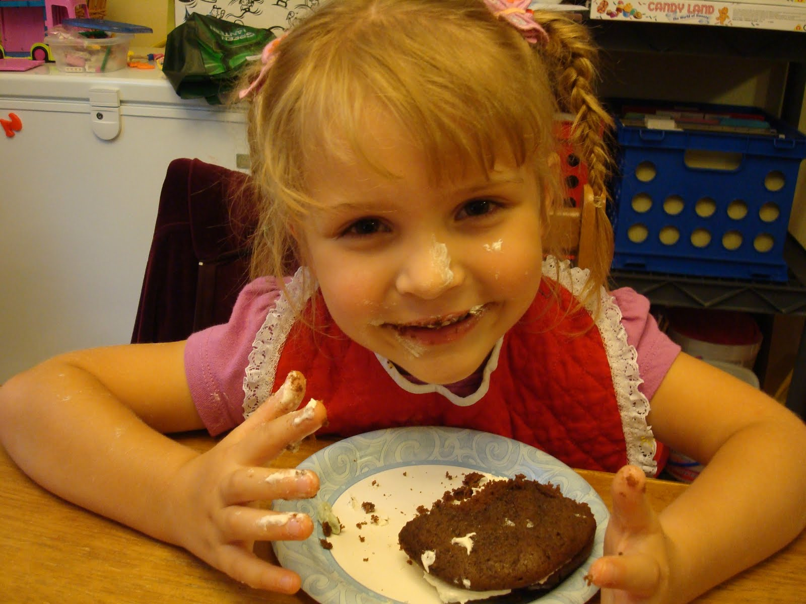 Sweet Kayley I cannot believe my sweet kayley is 5! where does the ...
