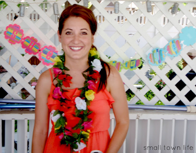 bridal shower photo prop, tropical bridal shower